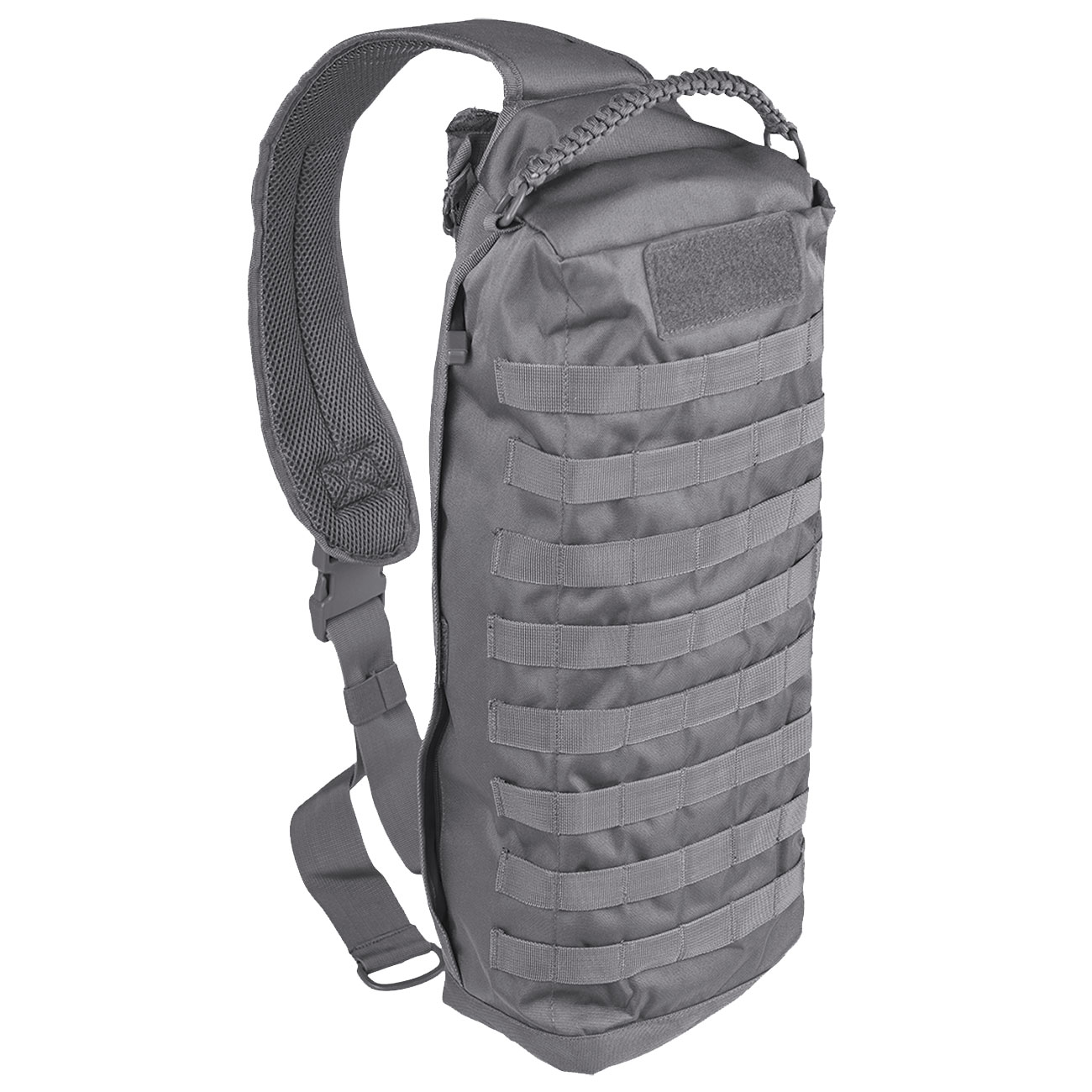 Mil-Tec Sling Bag Tanker urban grey 0