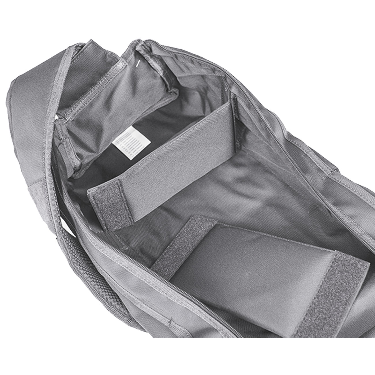 Mil-Tec Sling Bag Tanker urban grey 3