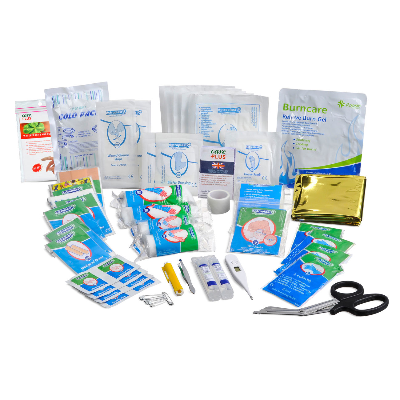 Care Plus First Aid Kit Family 1