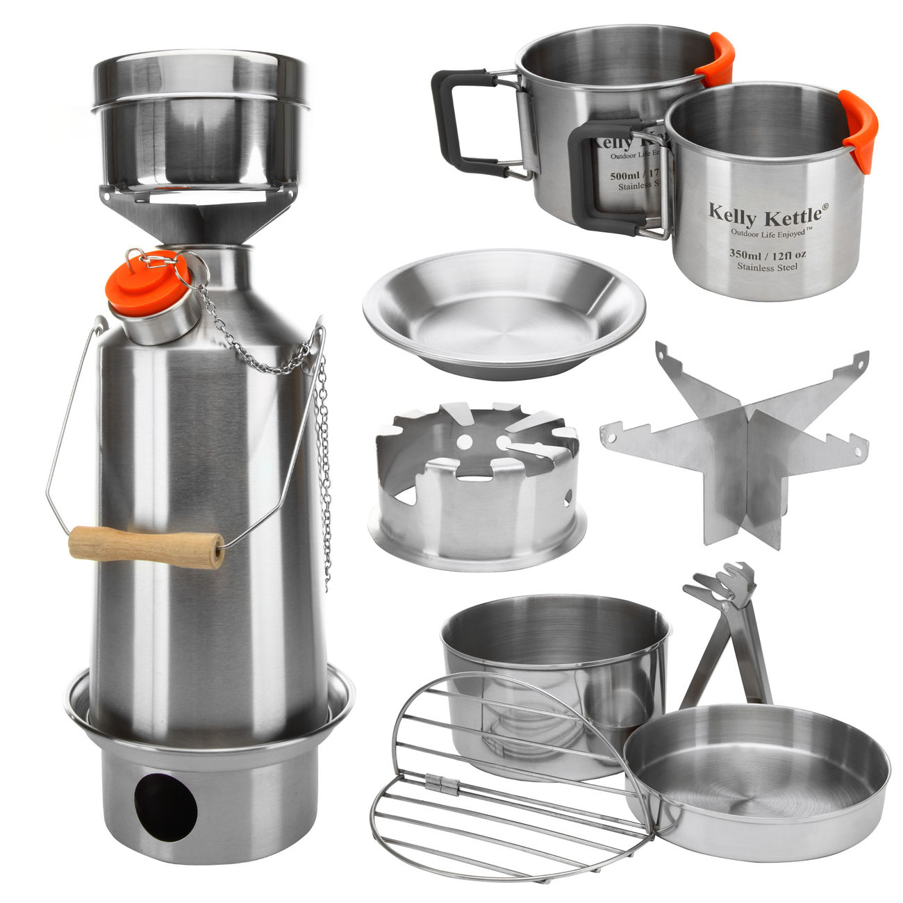 Kelly Kettle Ultimate Base Camp Kit 0
