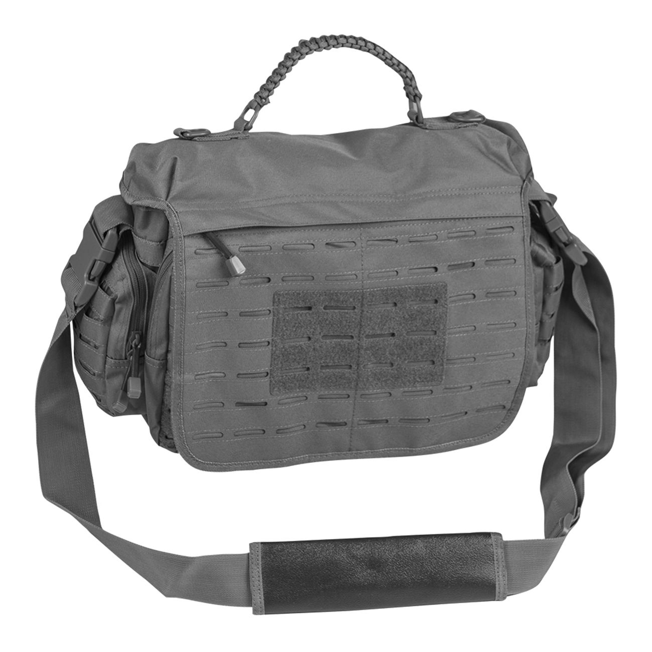 Mil-Tec Tactical Paracord Bag Large urban grey 0