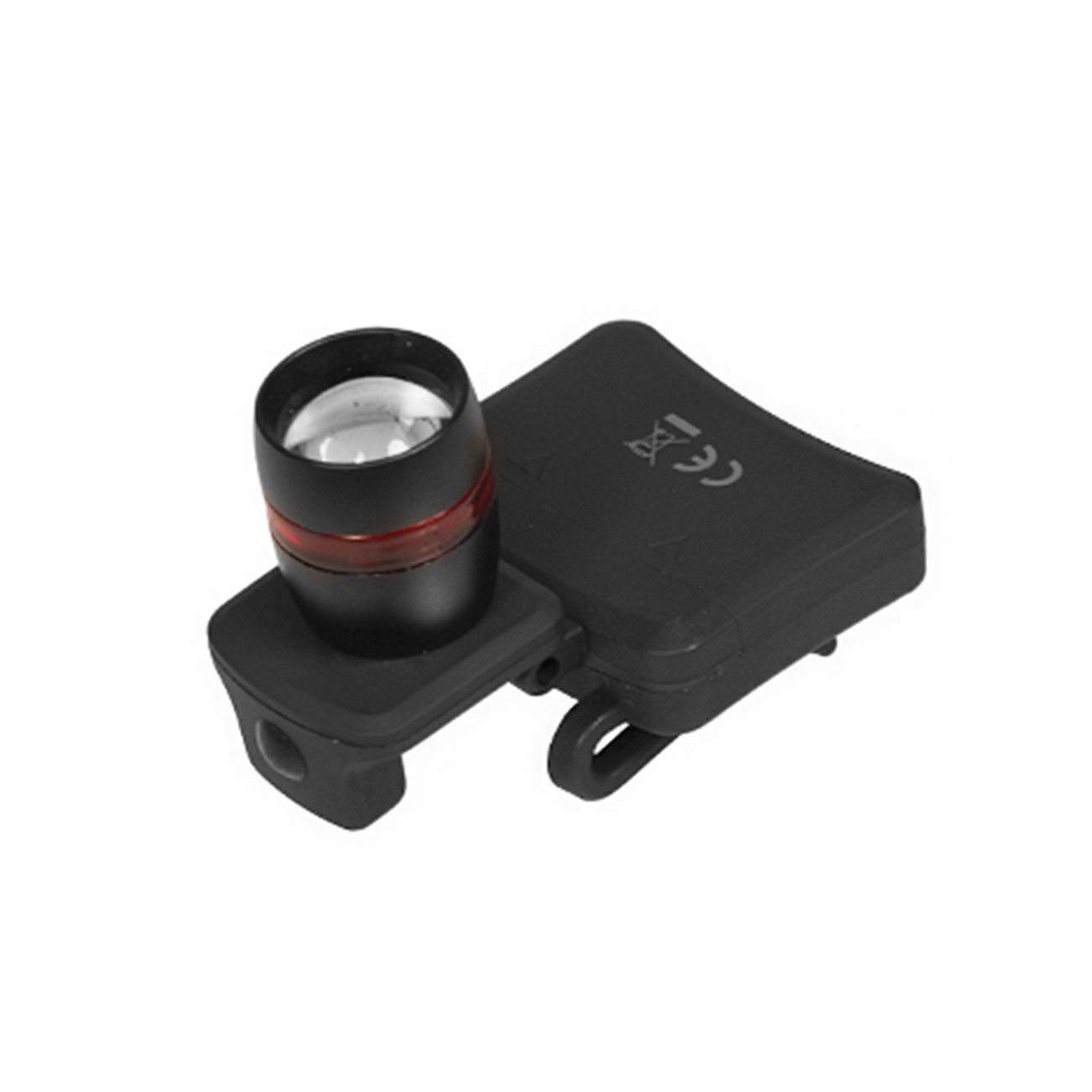 Mil-Tec Cap Light LED Cree Fokussierbar 4