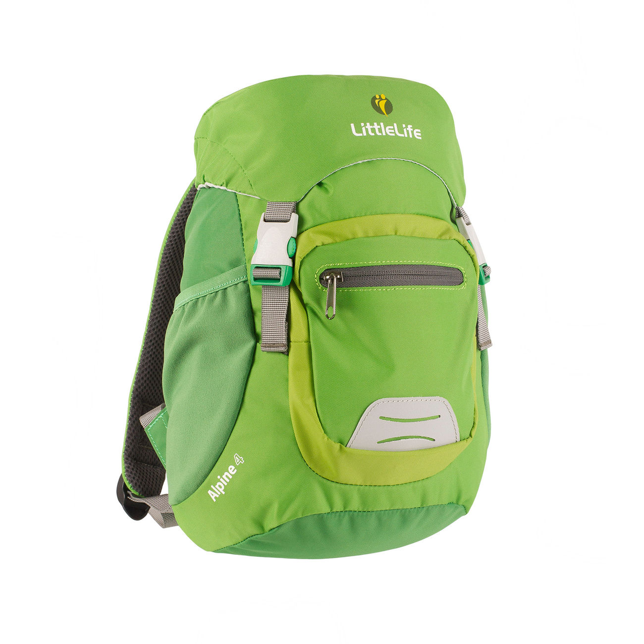 Little Life Kinder Daypack Alpine 4 grün 0