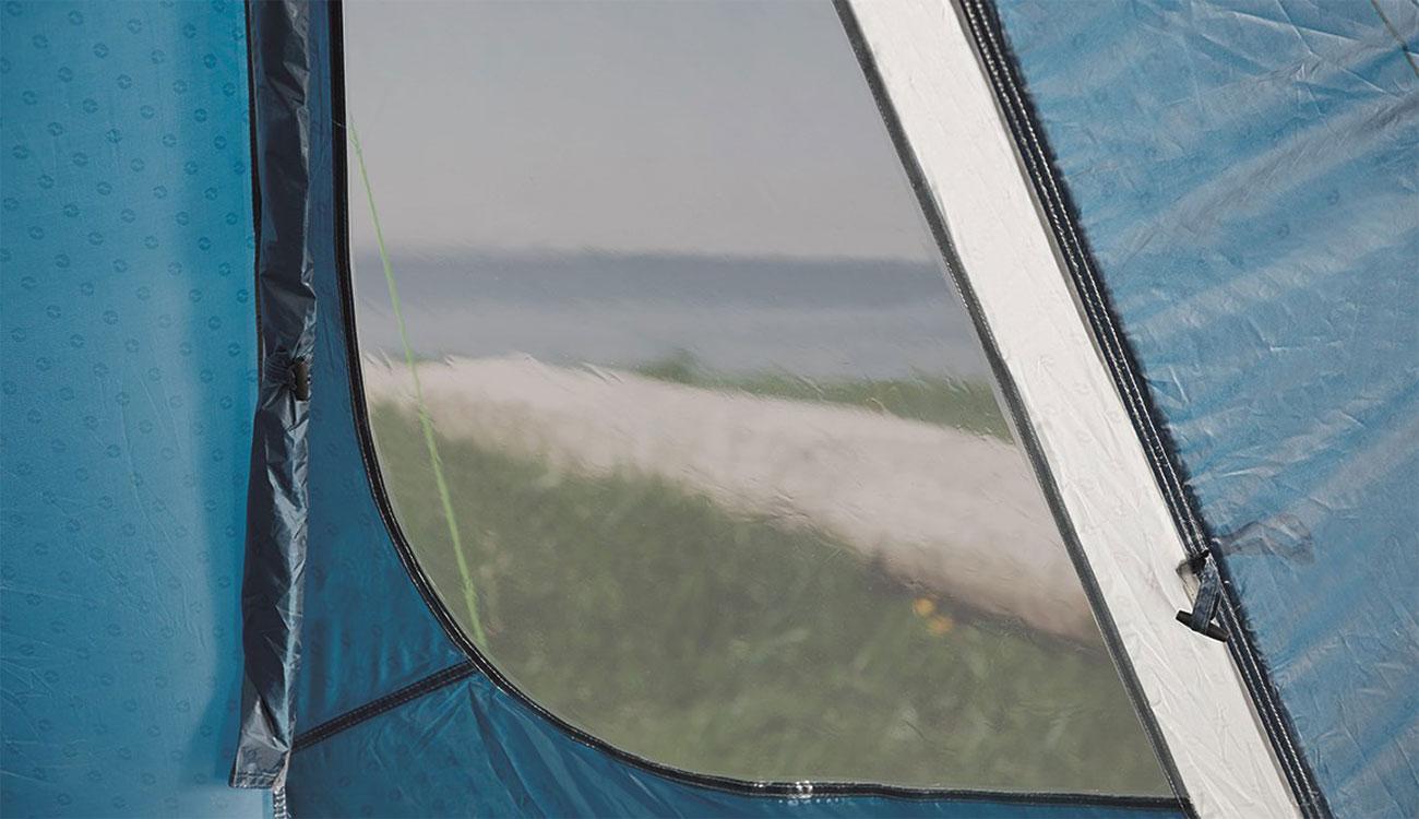 Outwell Zelt Earth 2 graublau für 2 Personen