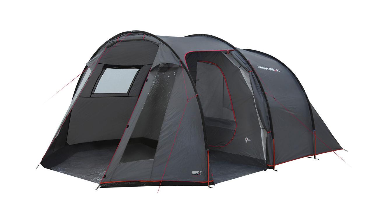 high peak zelt ancona 4 dunkelgrau f r 4 personen g nstig. Black Bedroom Furniture Sets. Home Design Ideas