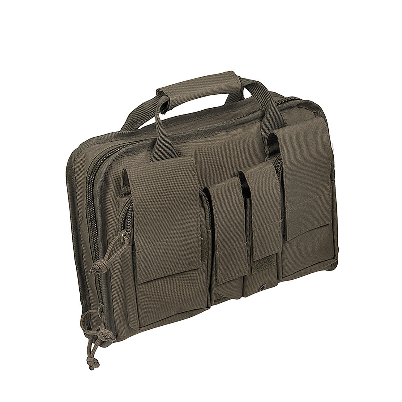 Mil-Tec Tactical Pistol Case Small oliv 0