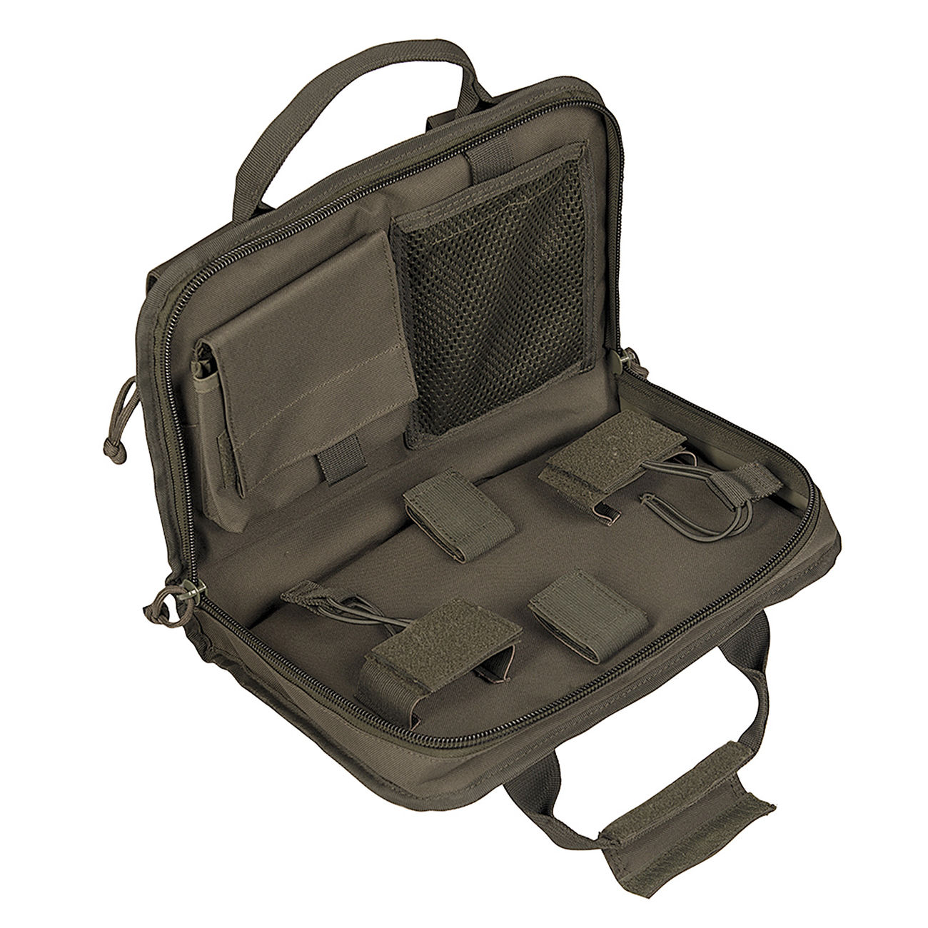 Mil-Tec Tactical Pistol Case Small oliv 1
