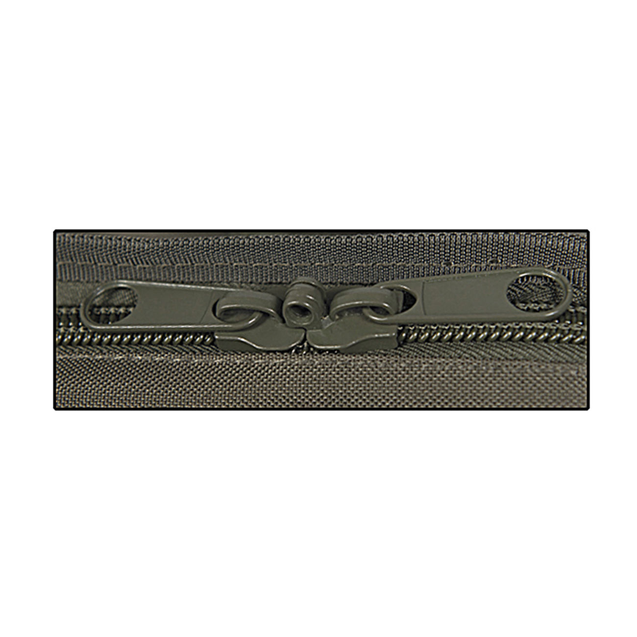 Mil-Tec Tactical Pistol Case Small oliv 2