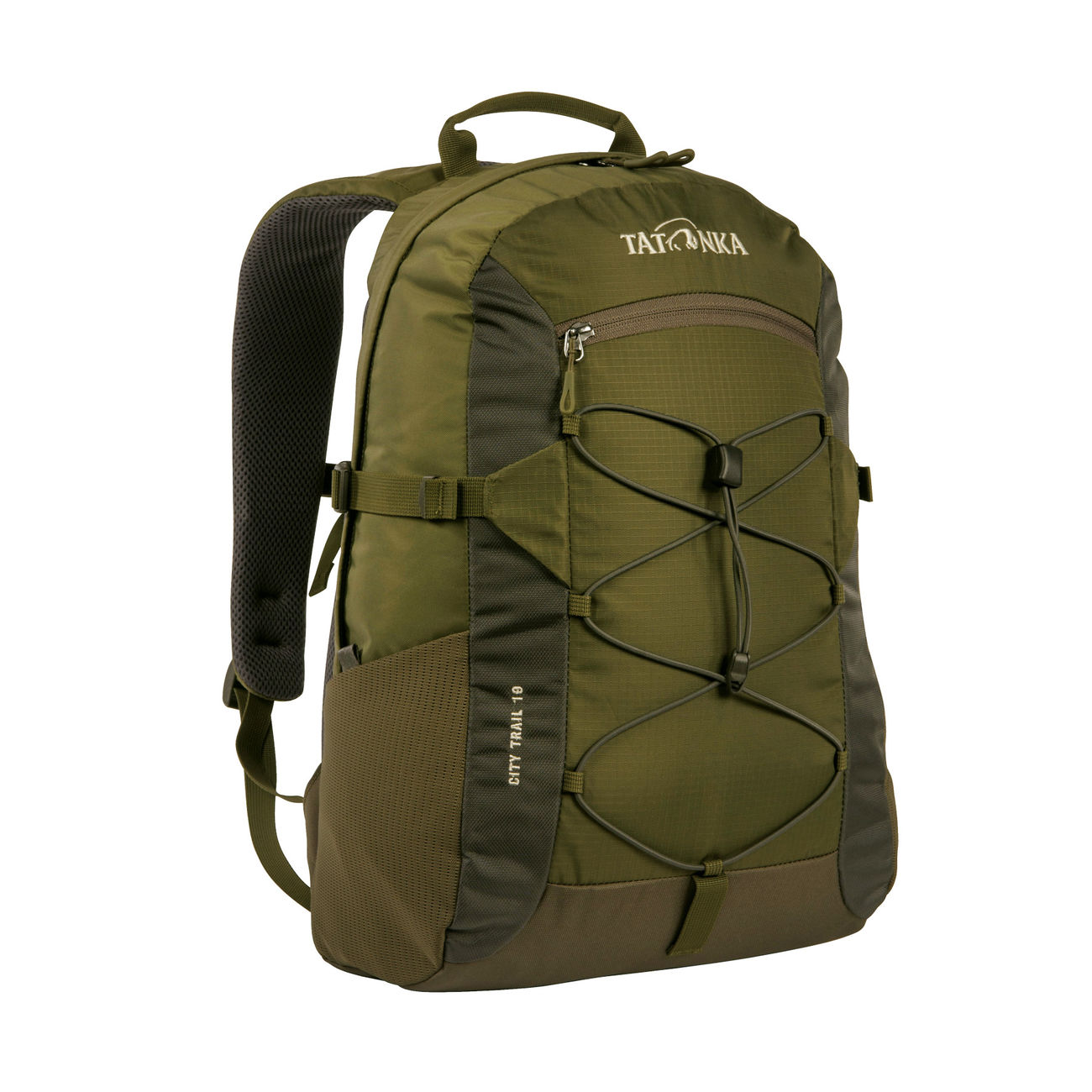 Tatonka Rucksack City Trail 19 oliv 19 Liter 0