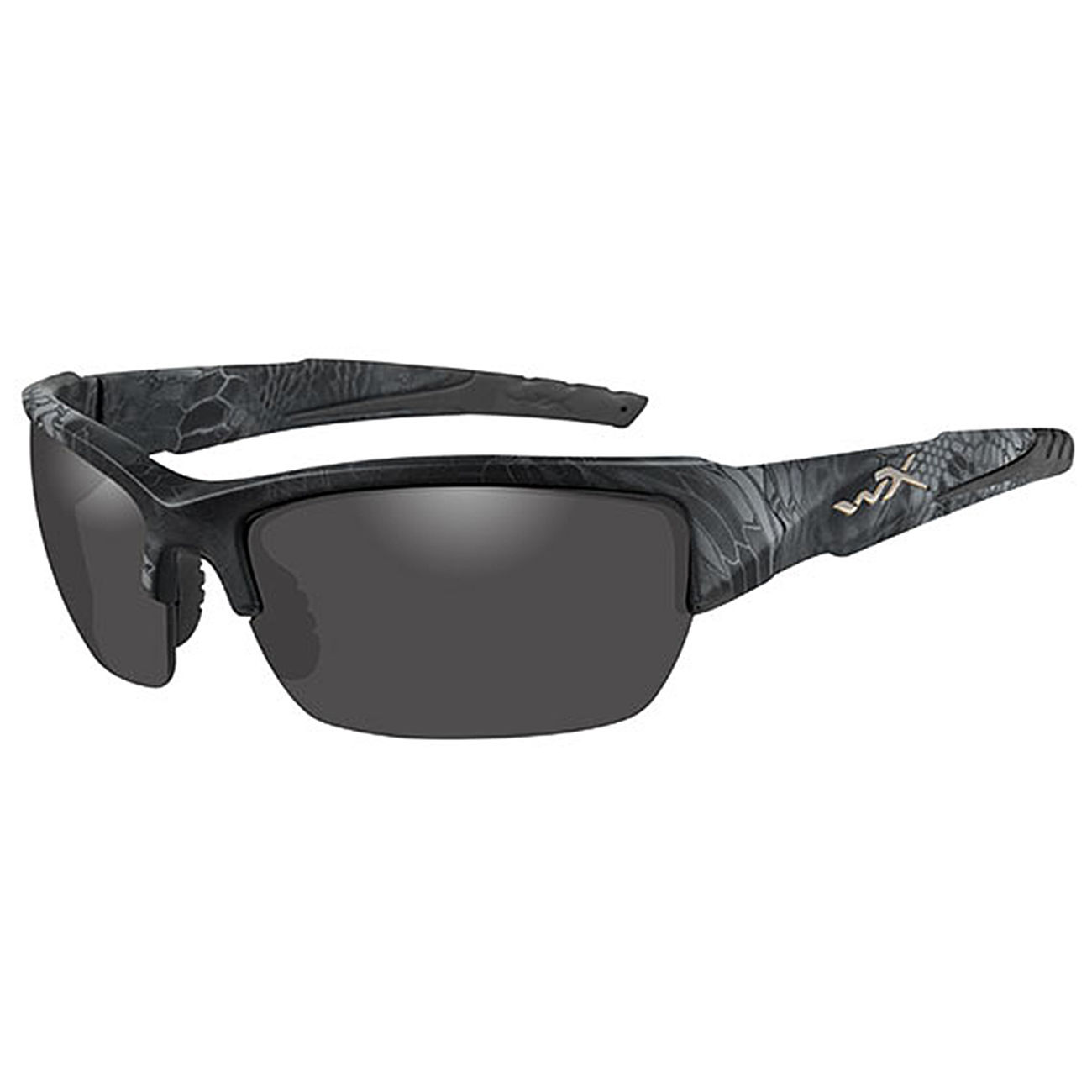 Wiley X Brille Valor Kryptek Typhoon 0