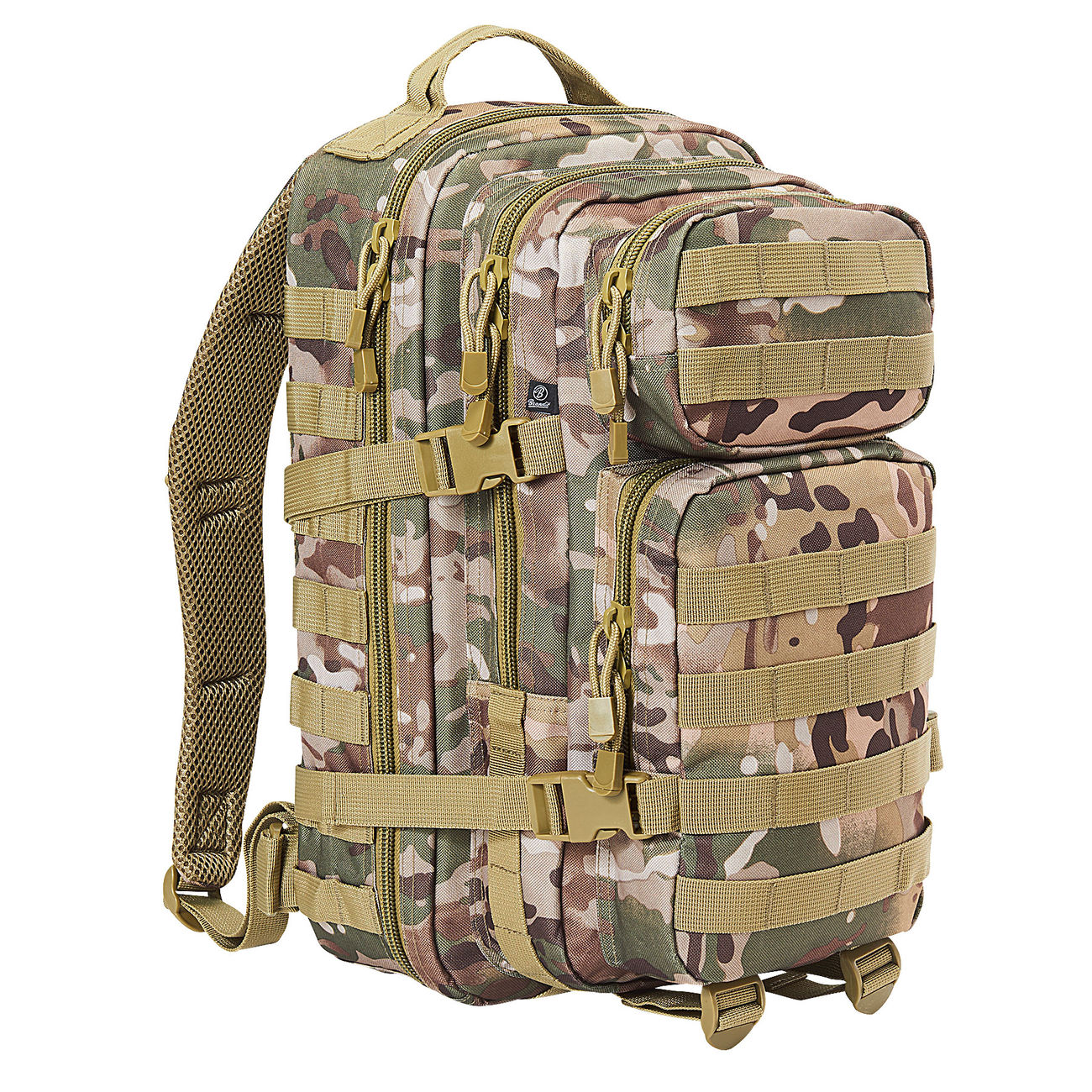 Brandit Rucksack US Cooper medium 25 L tactical camo 0
