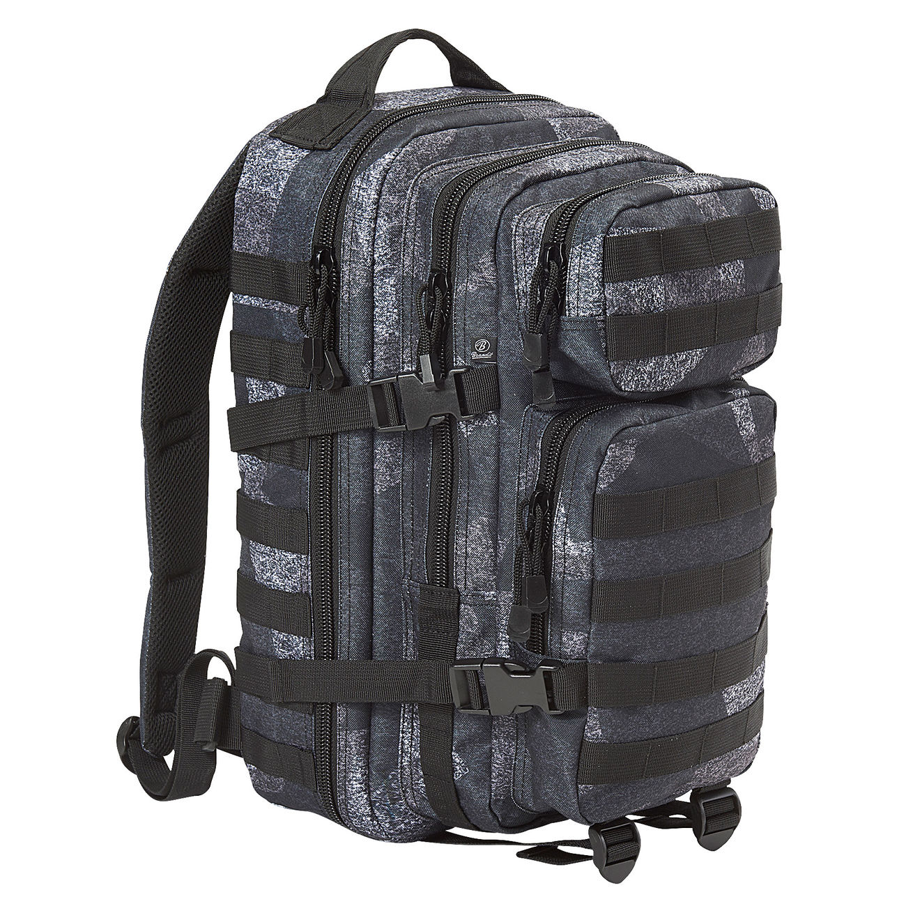 Brandit Rucksack US Cooper medium 25 L night camo digital 0