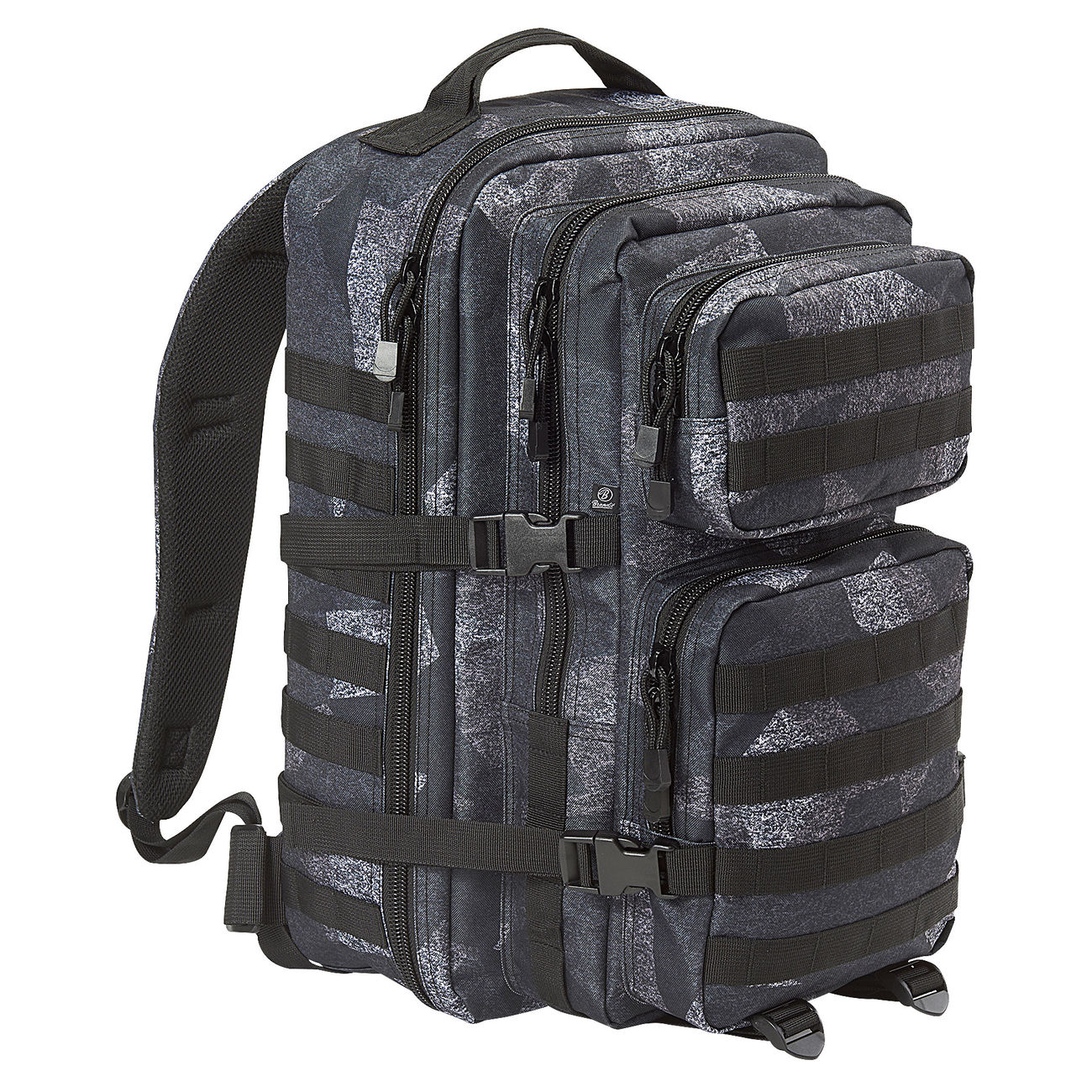 Brandit Rucksack US Cooper Large 40 Liter night camo digital 0