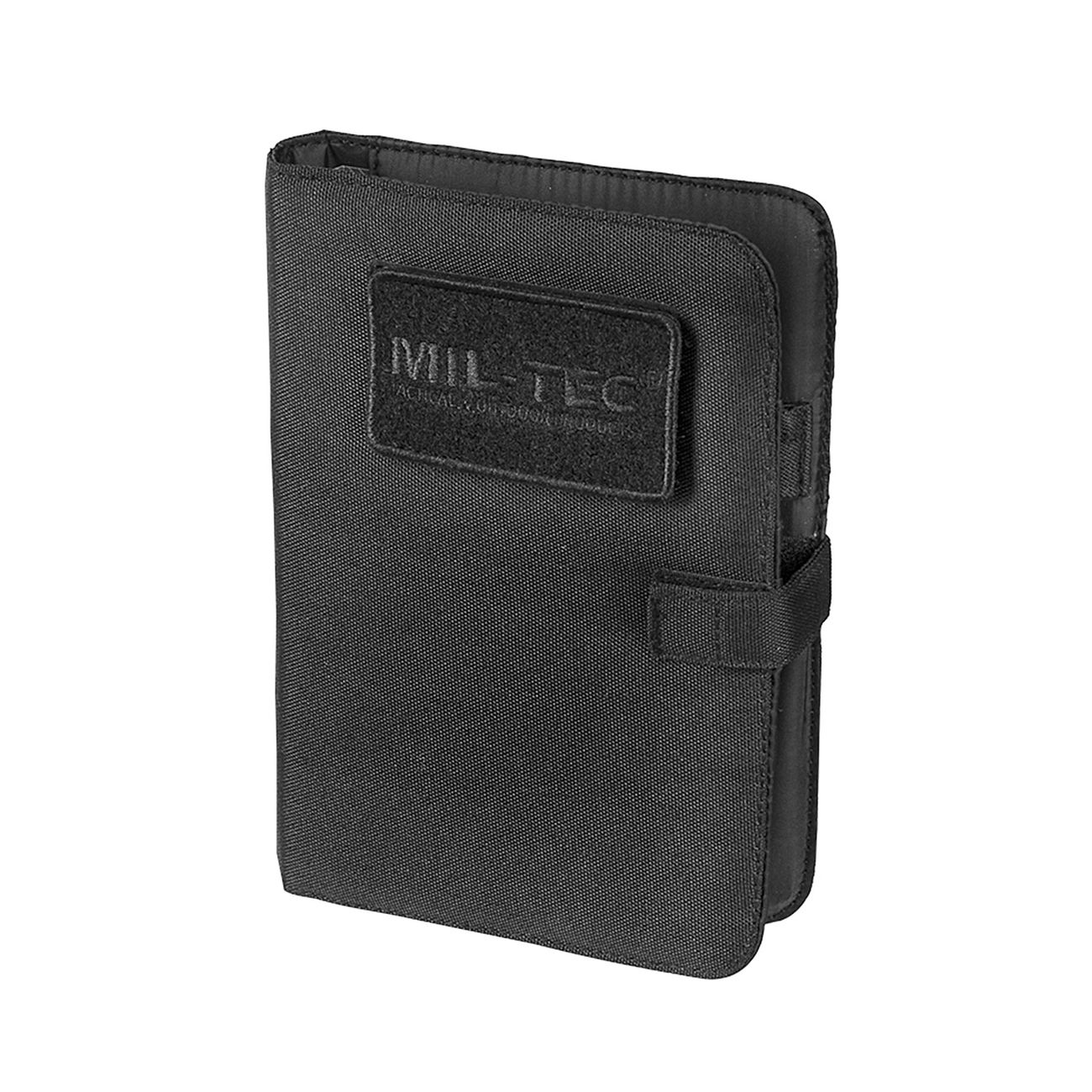 Mil-Tec Tactical Notizbuch Small schwarz 0