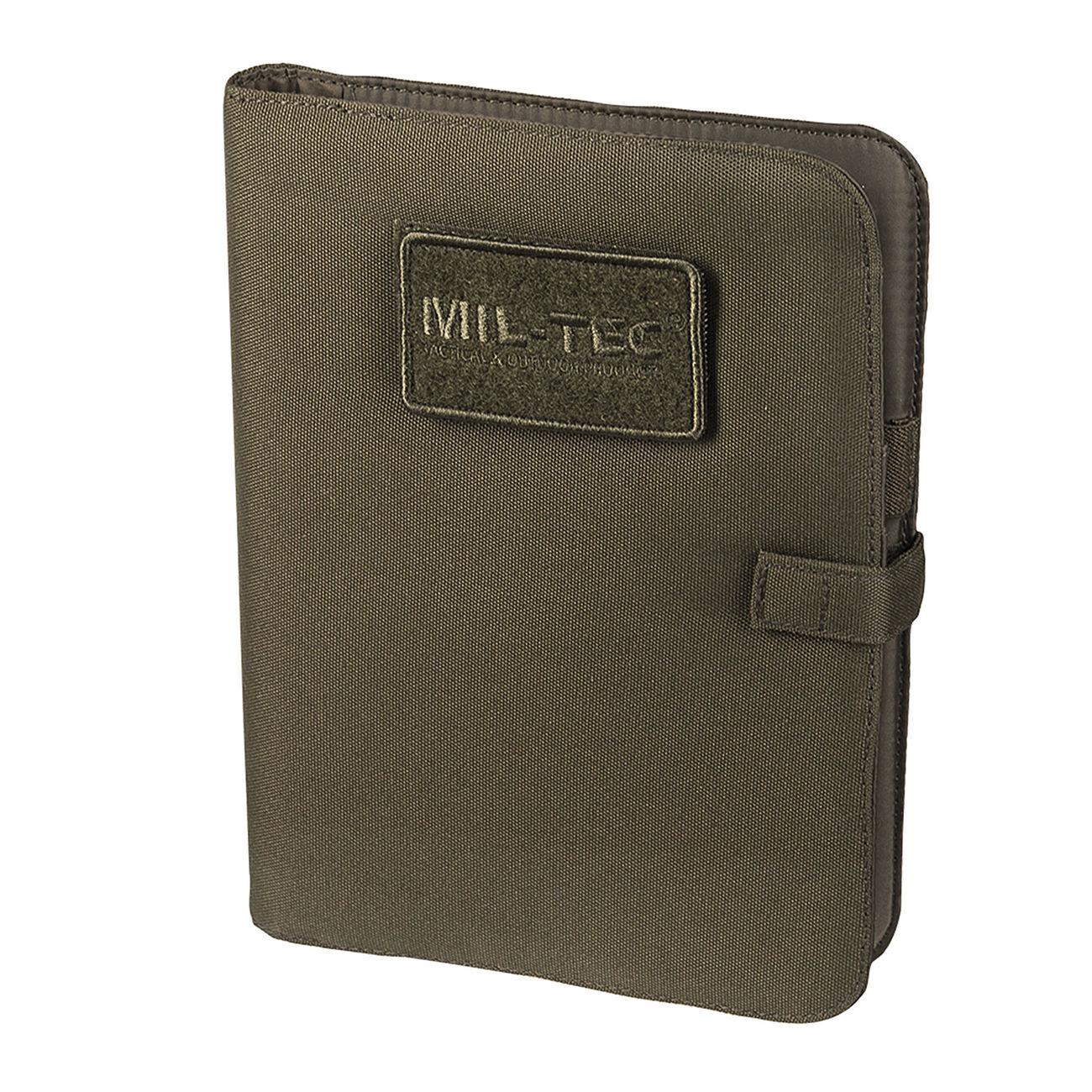 Billiger Preis Mil-tec Tactical Notebook Small Mandra Night Notizbuch Taschen