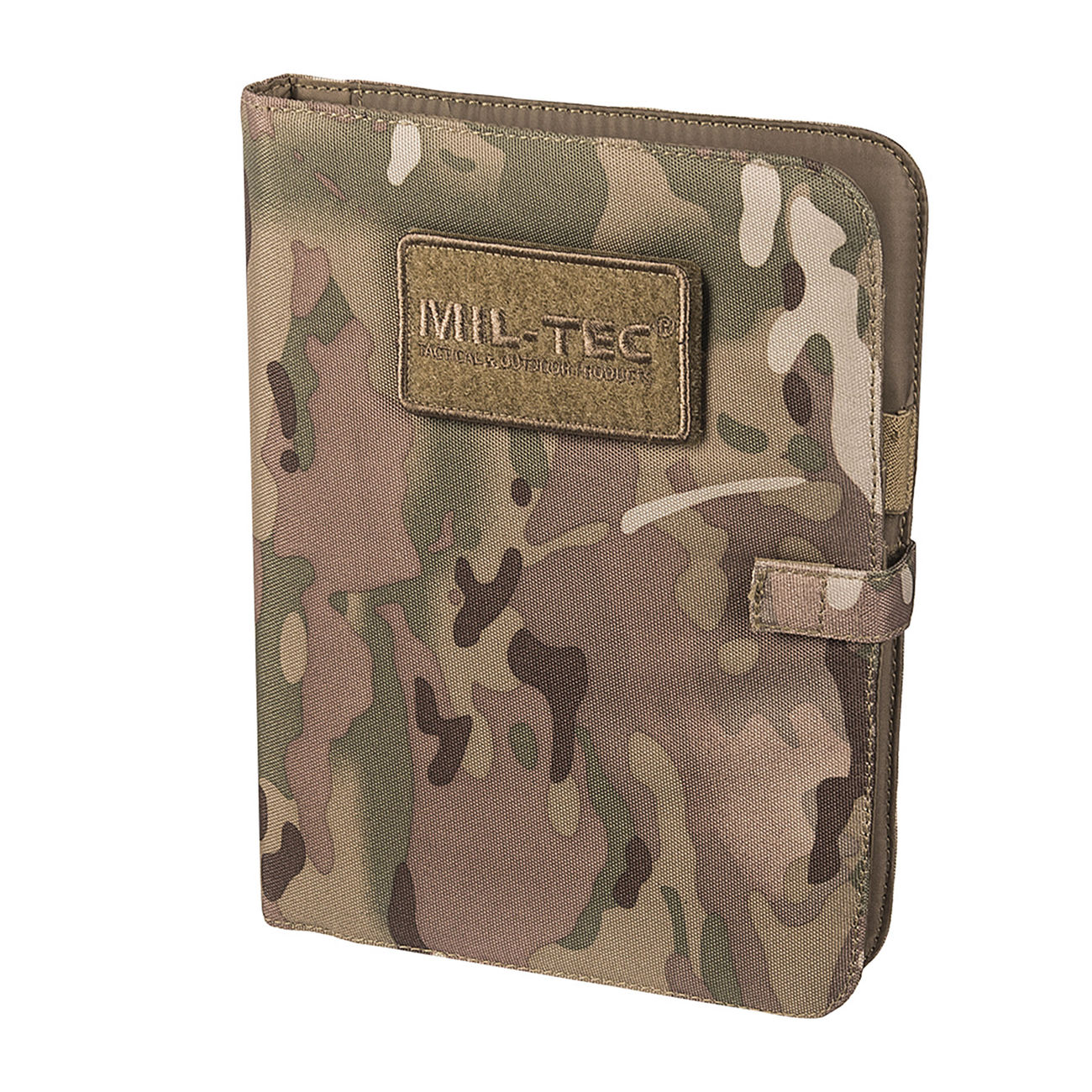 Mil-Tec Tactical Notizbuch Medium multitarn 0