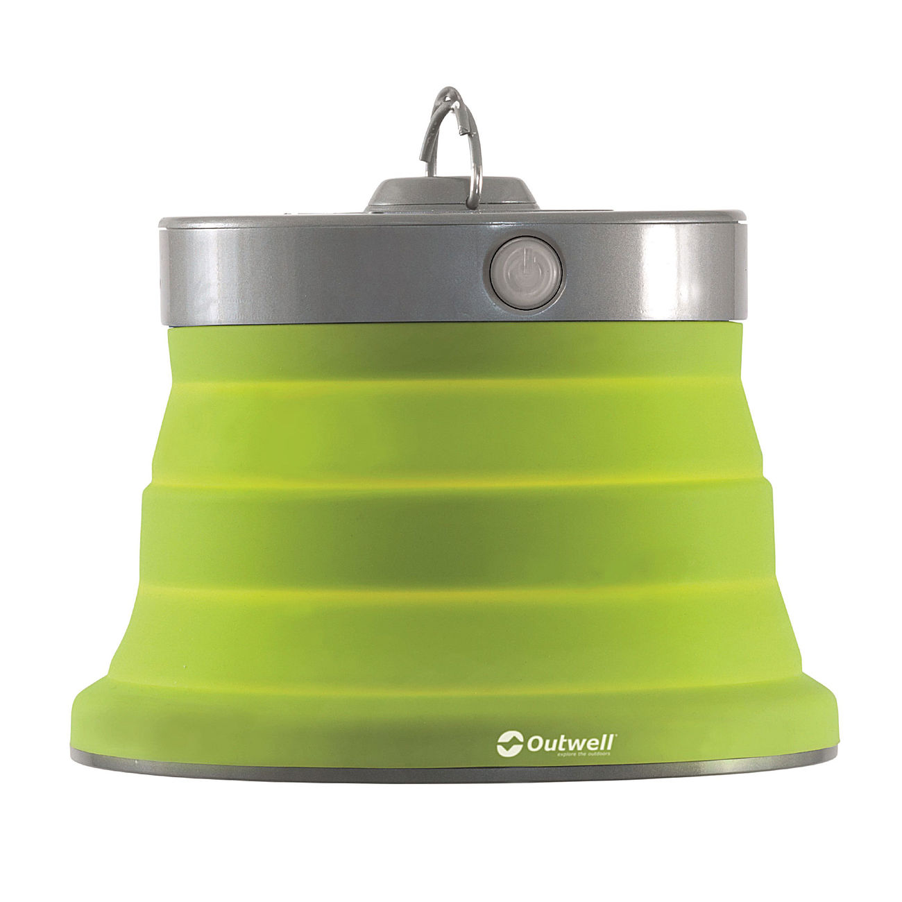 Outwell LED Lampe Polaris faltbar lime green 0