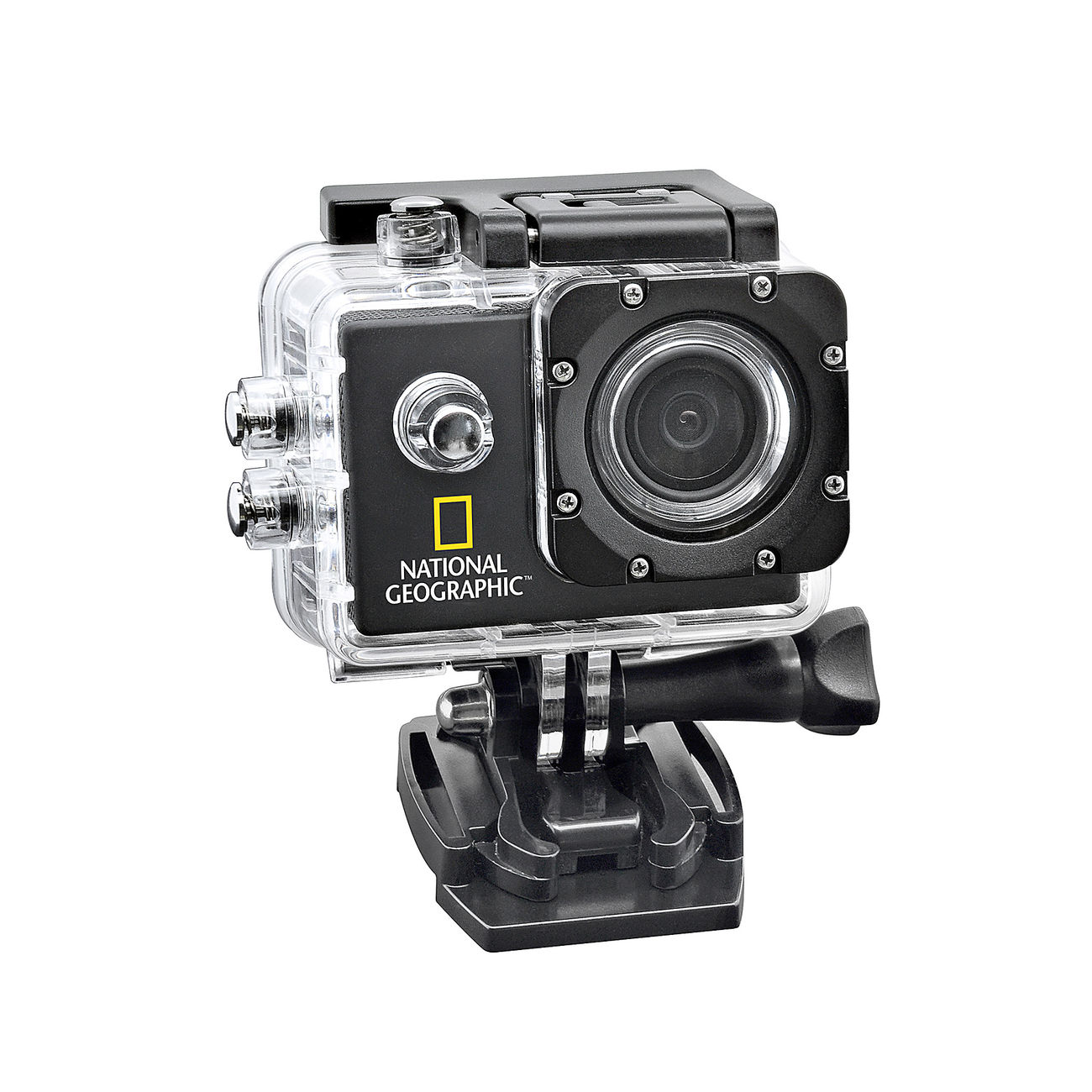 National Geographic Full-HD Action Camera 1