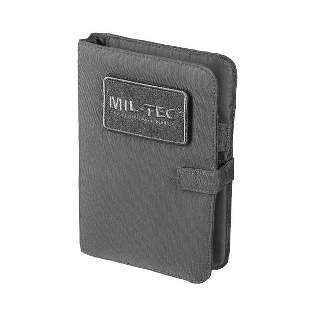 Mil-Tec Tactical Notizbuch Small urban grey 0