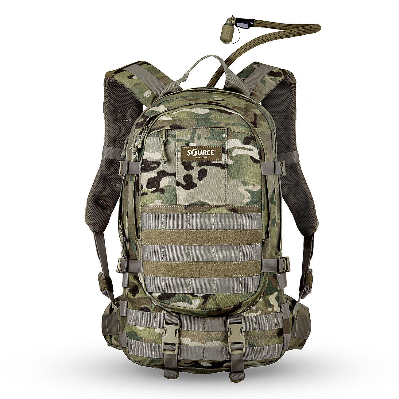 Source Tactical Gear Trink- und Rucksacksystem Assault 20L multicam 0