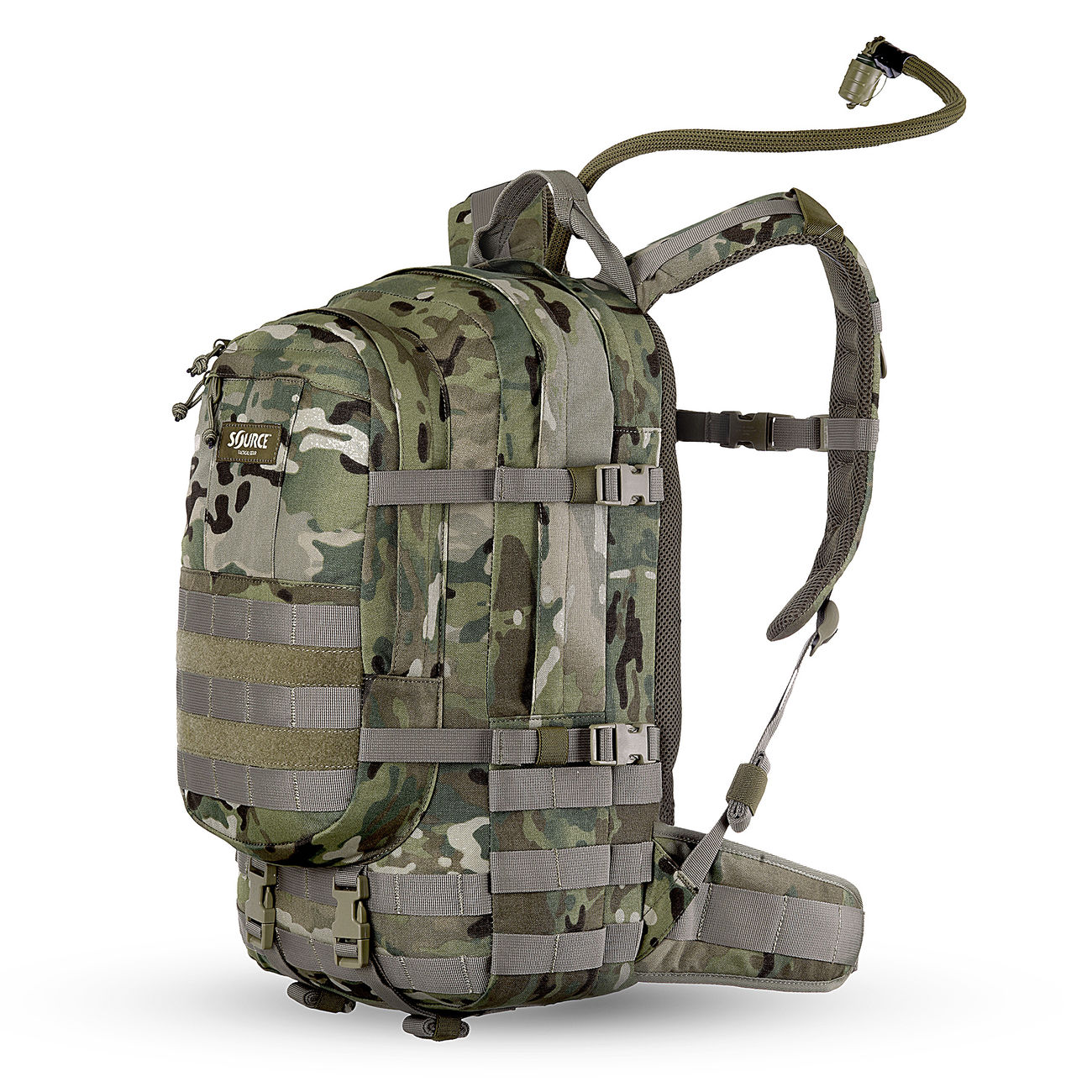 Source Tactical Gear Trink- und Rucksacksystem Assault 20L multicam 1