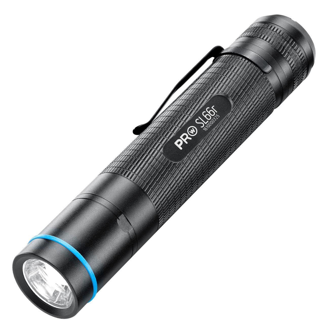 e312f9225787a9 Walther LED Taschenlampe Pro SL66r 950 Lumen günstig kaufen - Kotte ...