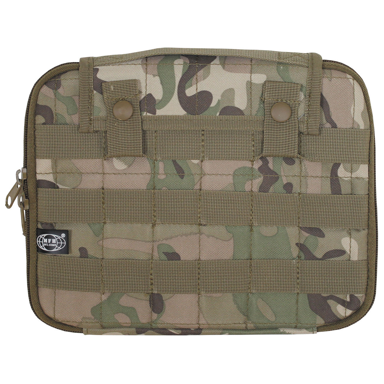 MFH Tablet-Tasche Molle operation camo 1