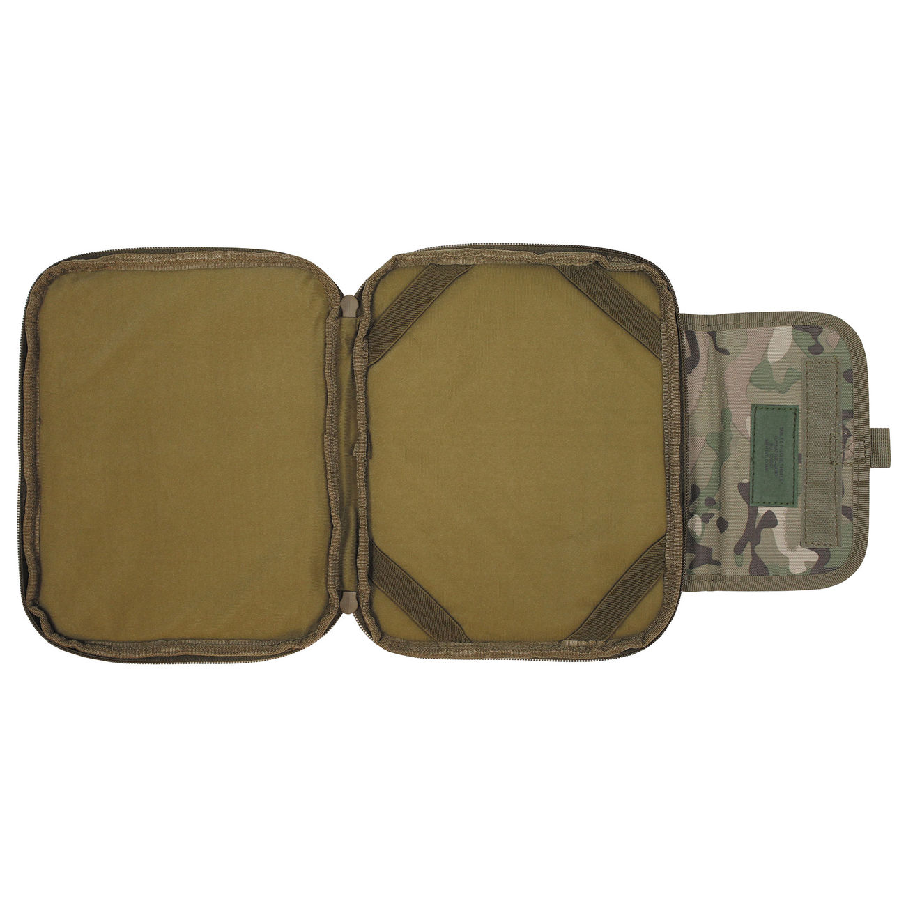 MFH Tablet-Tasche Molle operation camo 2