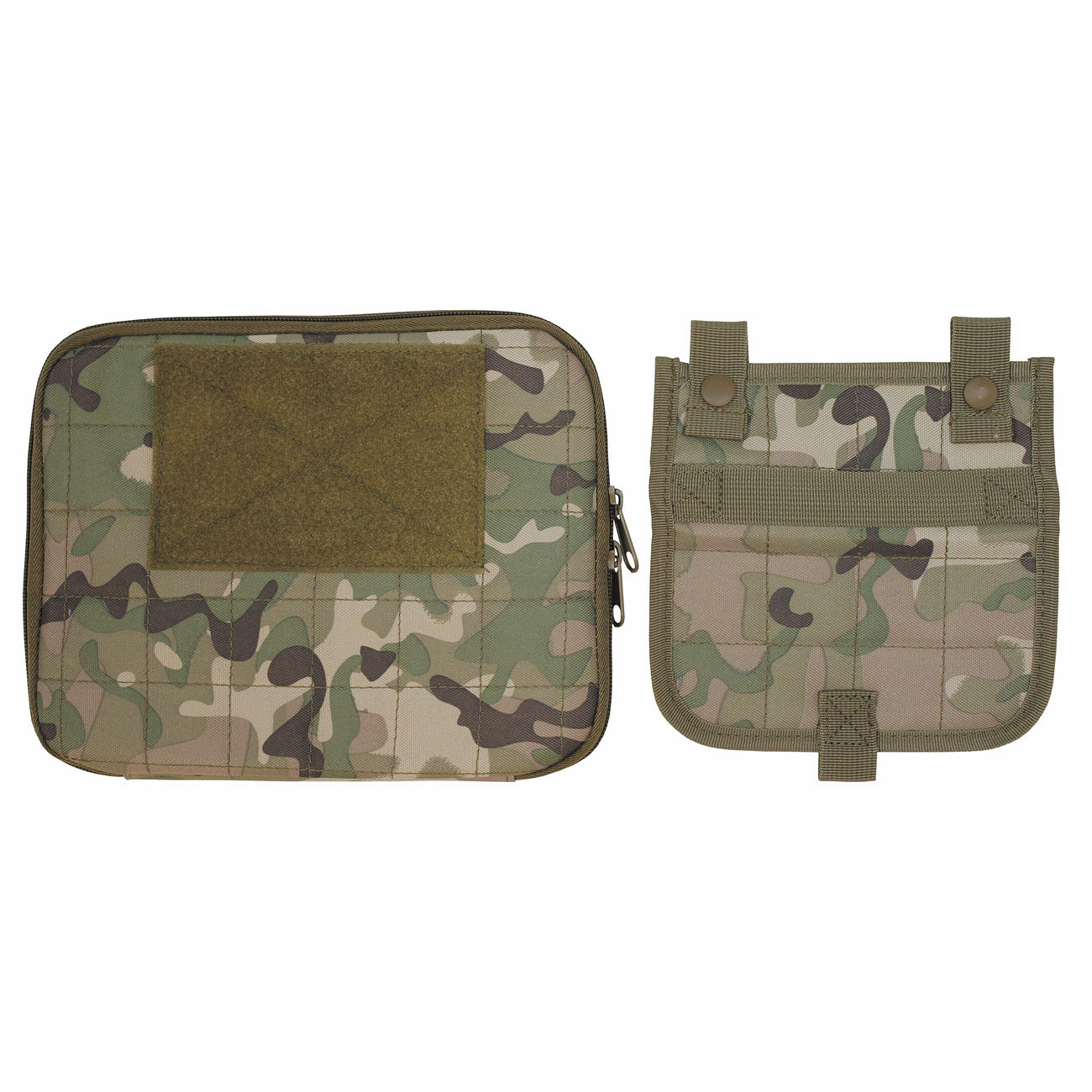 MFH Tablet-Tasche Molle operation camo 3