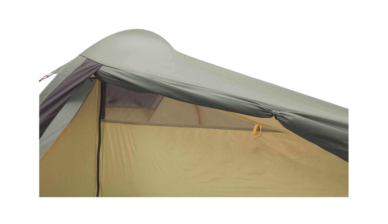 Robens Trekkingzelt Goldcrest 1 Person oliv 1