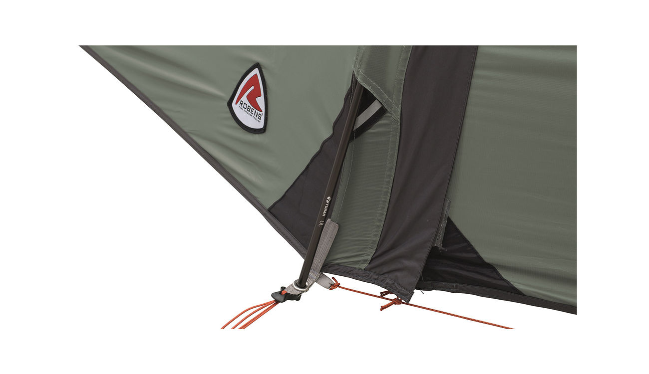 Robens Trekkingzelt Goldcrest 1 Person oliv 3