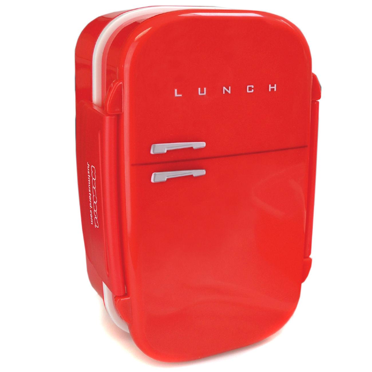 Mustard Lunch Box Retro Kühlschrank rot günstig kaufen - Kotte & Zeller