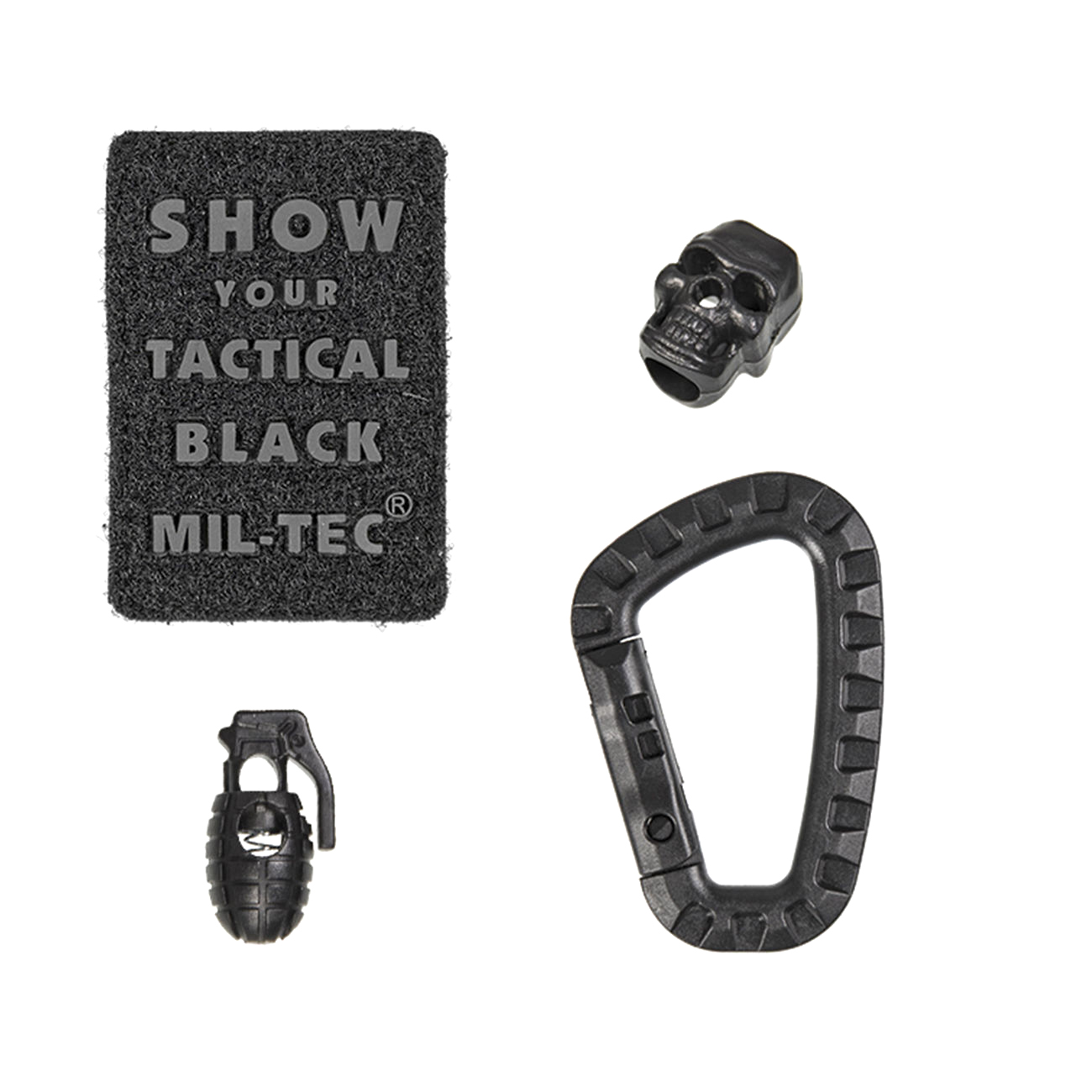 Mil-Tec Rucksack One Strap Assault Pack small 10 Liter tactical black 2