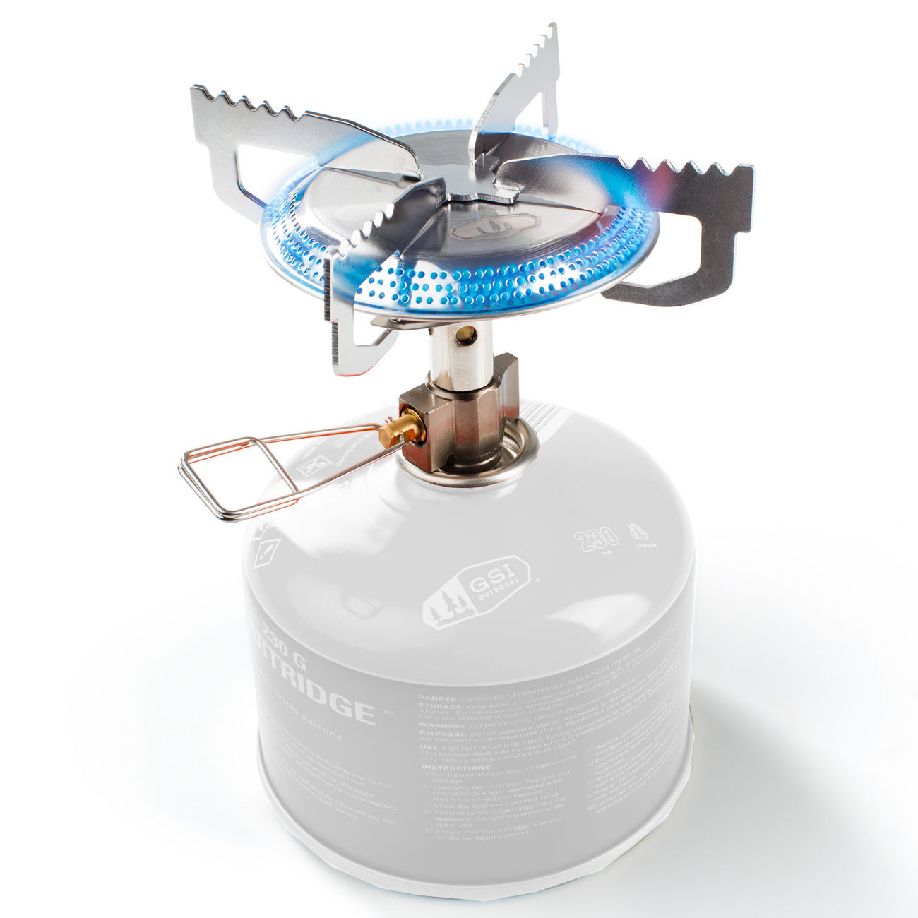GSI Outdoors Gaskocher Glacier Camp Stove 0