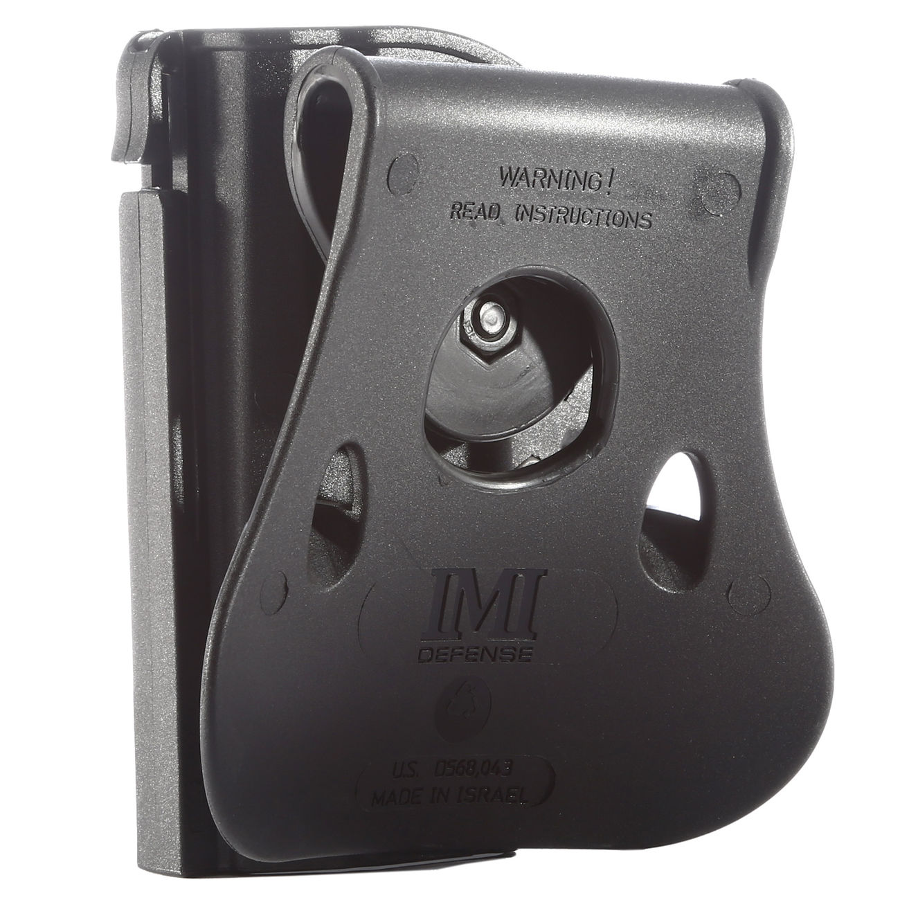 IMI Defense Level 2 Holster Kunststoff Paddle für CZ P-07 schwarz 1