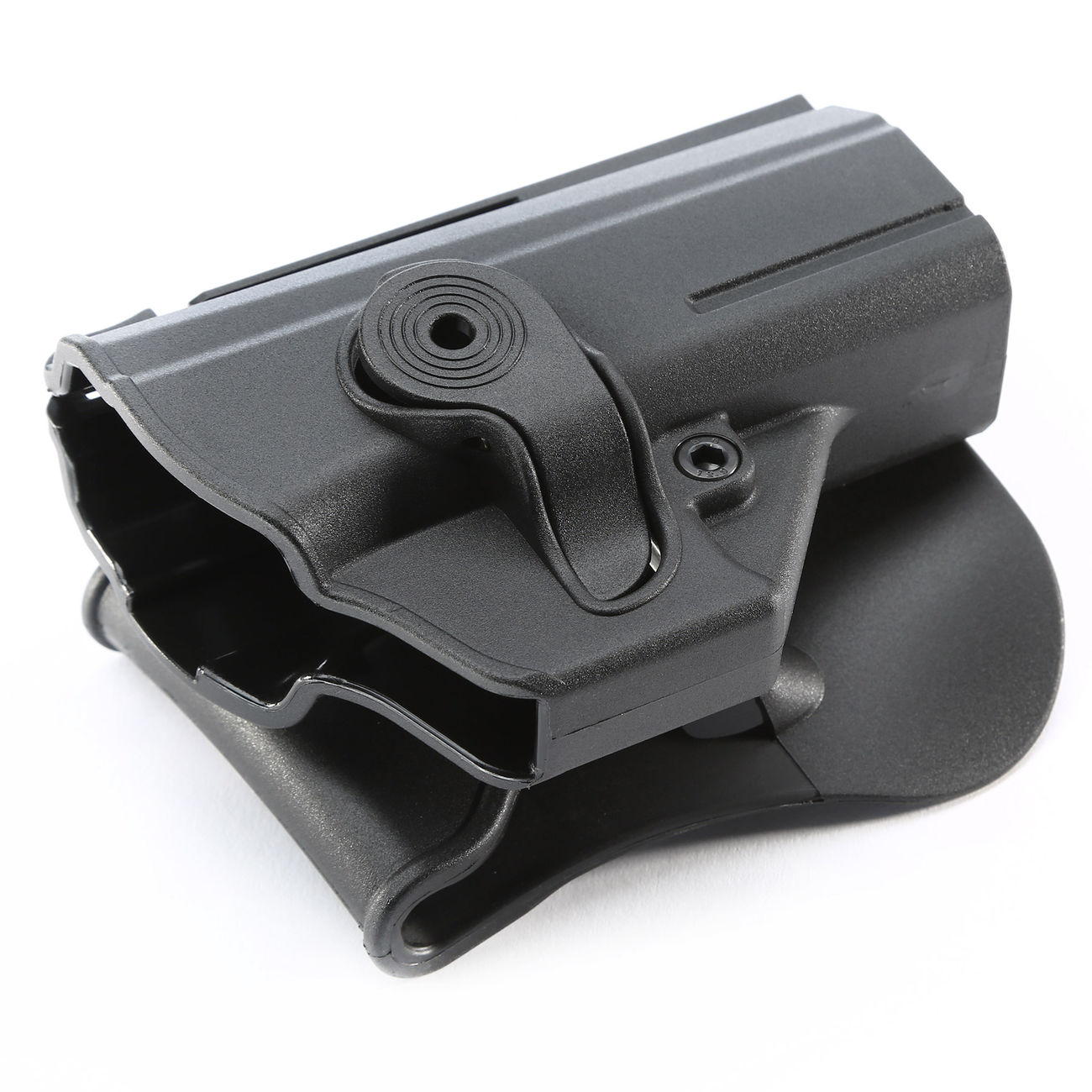 IMI Defense Level 2 Holster Kunststoff Paddle für CZ P-07 schwarz 2