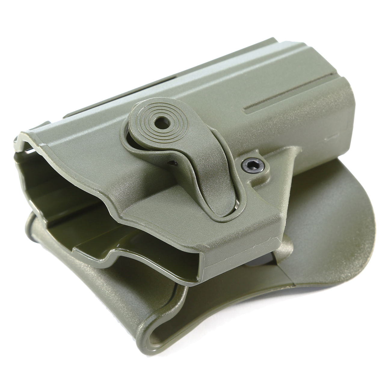 IMI Defense Level 2 Holster Kunststoff Paddle für CZ P-07 OD 2