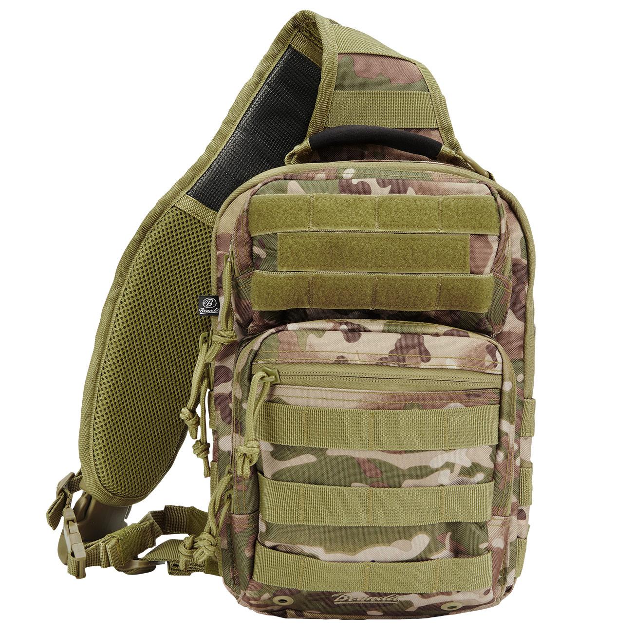 a9ae99572b367 Brandit Rucksack US Cooper EveryDayCarry-Sling 8 Liter tactical camo ...