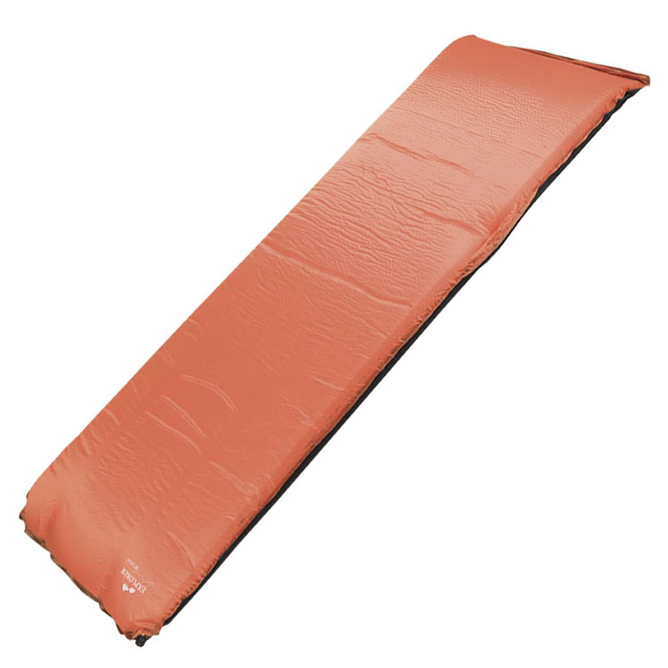 explorer isomatte selbstaufblasend orange g nstig kaufen. Black Bedroom Furniture Sets. Home Design Ideas
