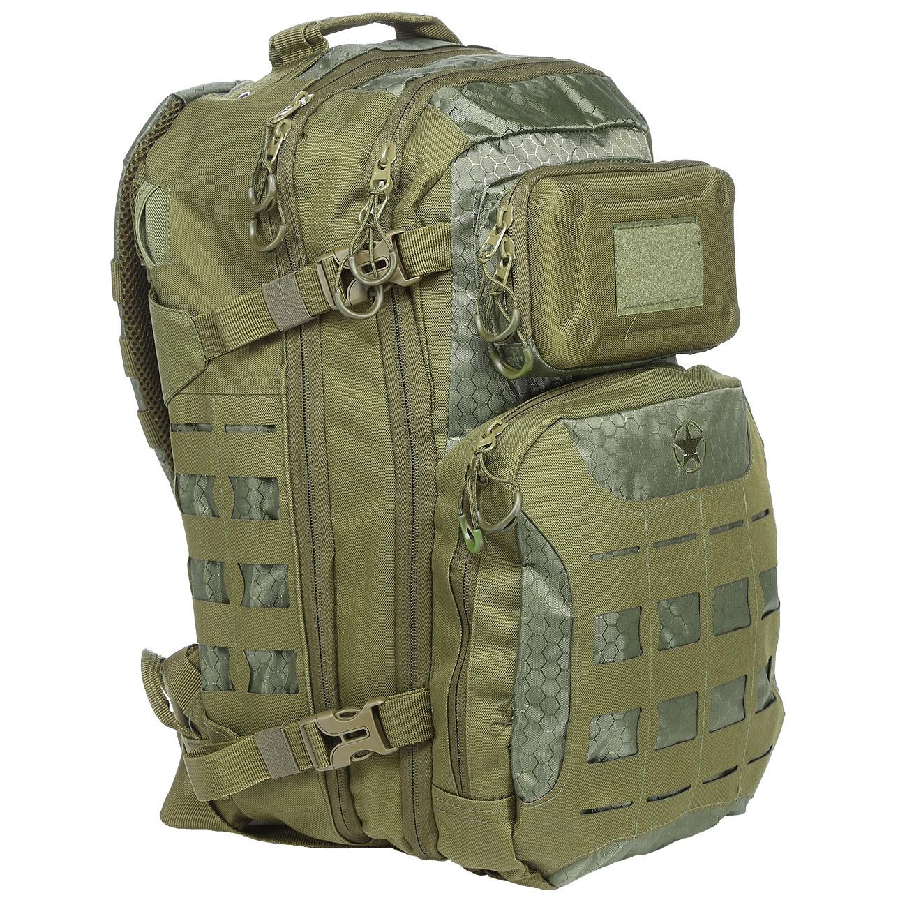 a56785d50cd89 MFH Rucksack Operation I 30 Liter oliv günstig kaufen - Kotte   Zeller