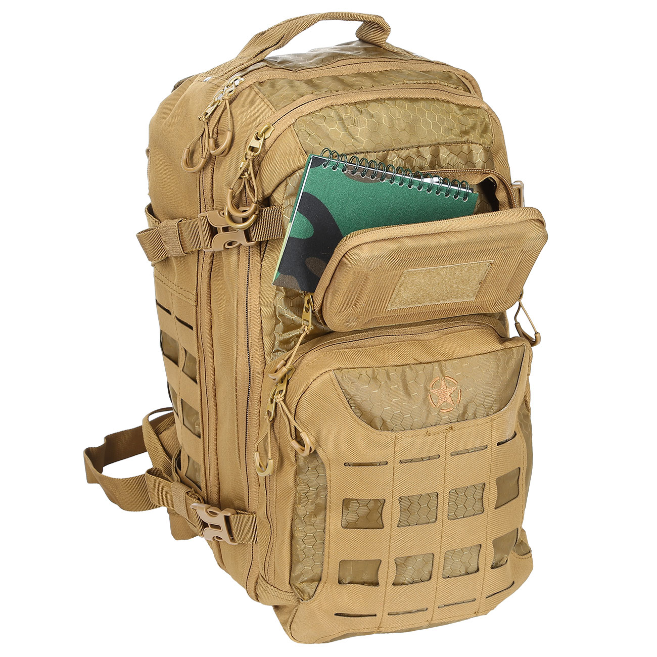 MFH Rucksack Operation I 30 Liter coyote 8