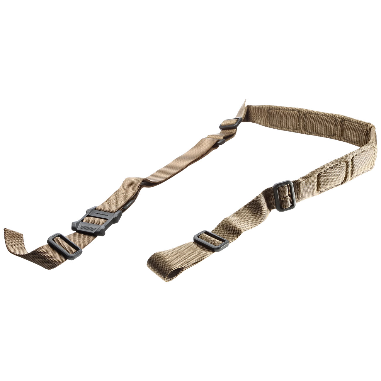 MagPul MS1 Multi-Mission Padded Sling 2-Punkt Tragegurt coyote 0