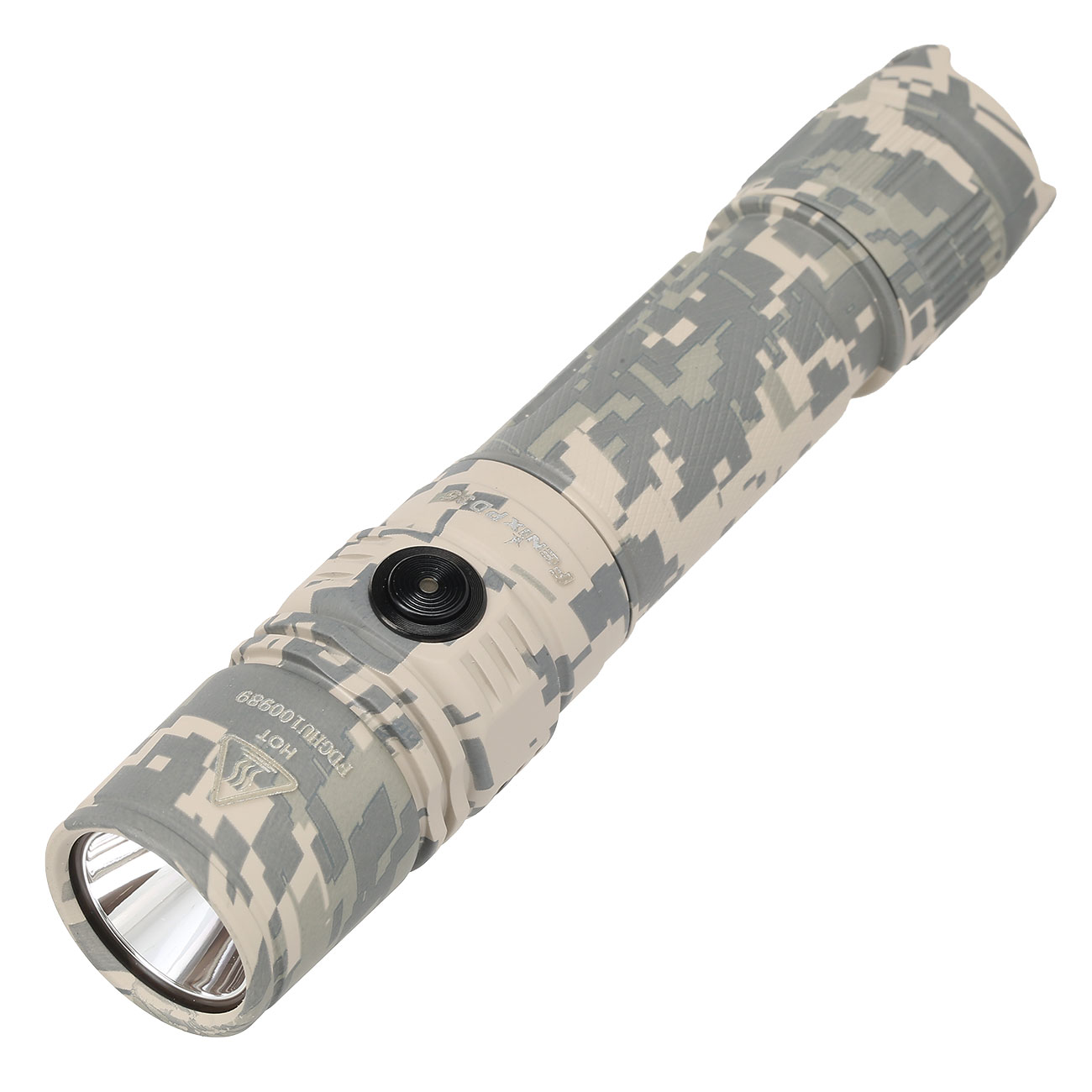 Fenix LED Taschenlampe PD35 V2.0 digital camo 1000 Lumen 0