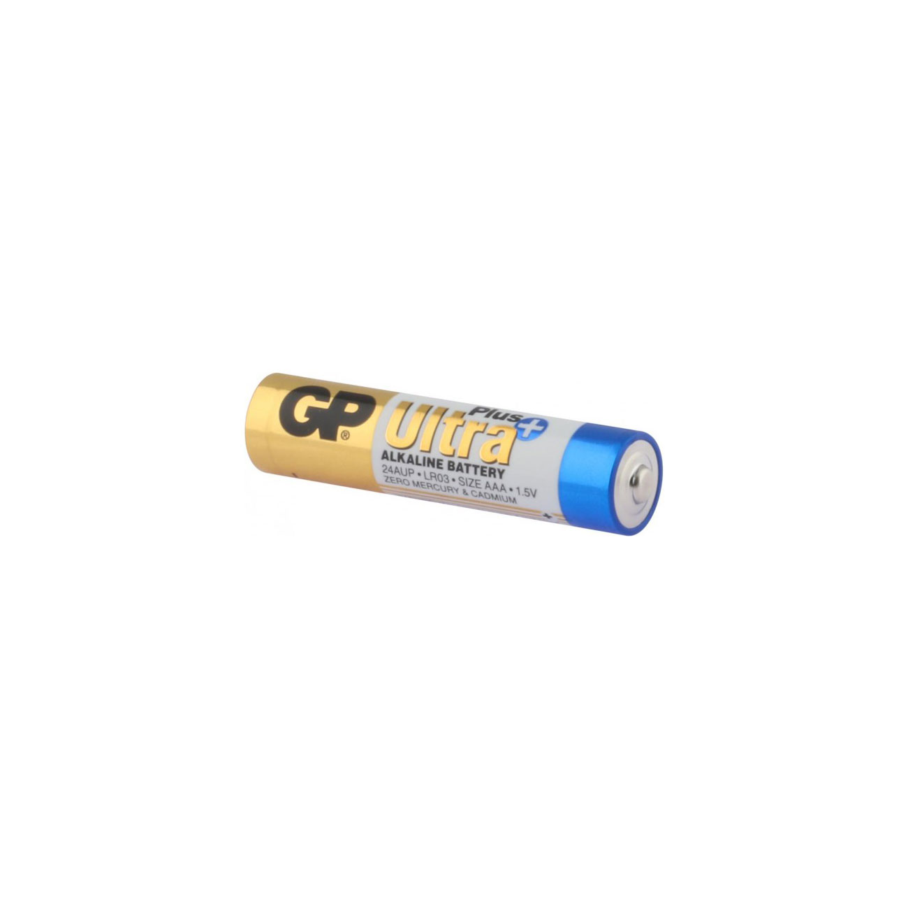GP Batterie LR03 AAA Micro Ultra Plus 4 Stück 1