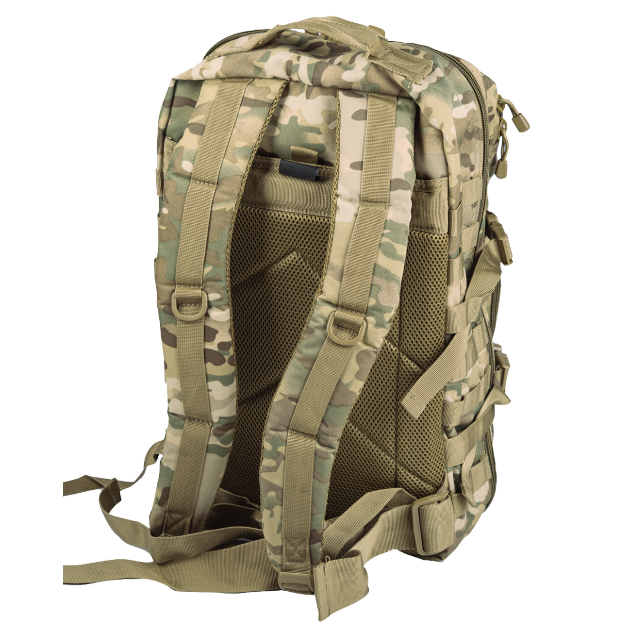 Mil-Tec Rucksack US Assault Pack II 40 Liter multitarn 1
