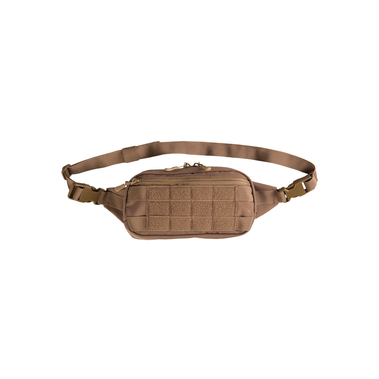 Mil-Tec Bauchtasche Molle coyote 0