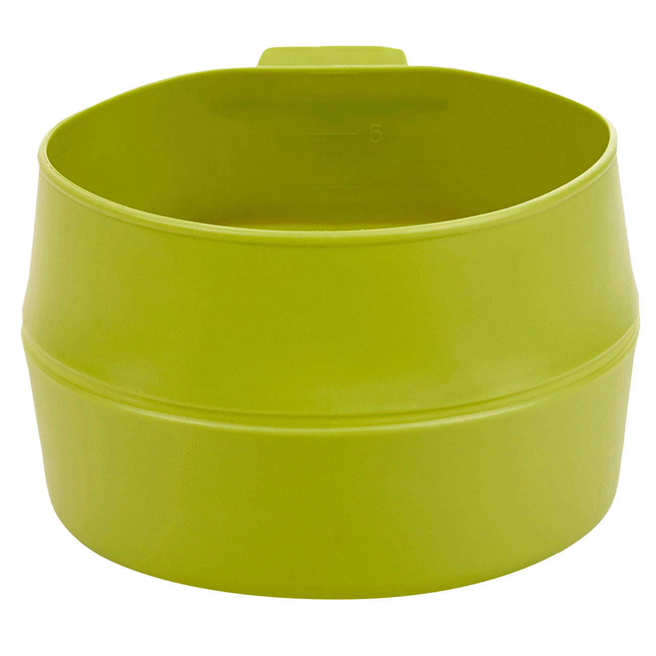 Wildo Fold-a-Cup Trinkbecher faltbar 600ml lime 0