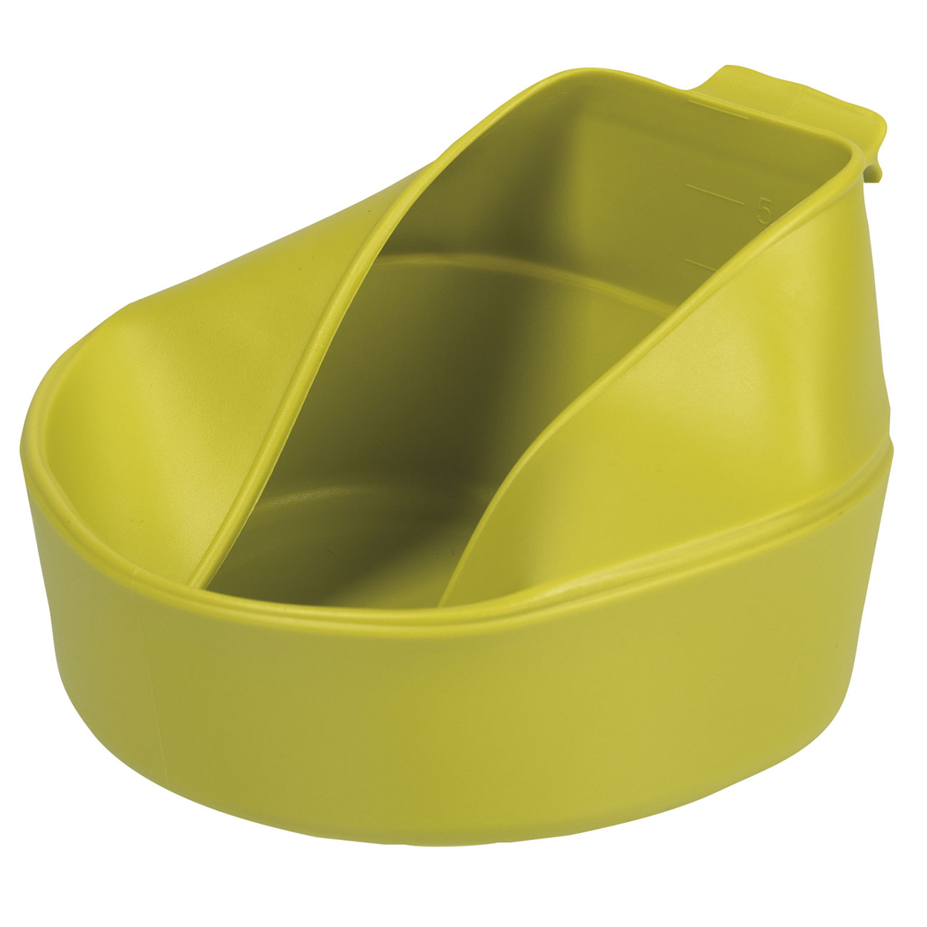 Wildo Fold-a-Cup Trinkbecher faltbar 600ml lime 1
