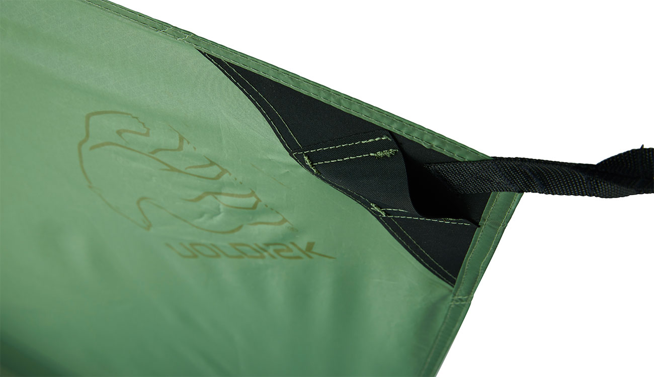 Nordisk Tarp Voss 9 m² PU dusty green 4