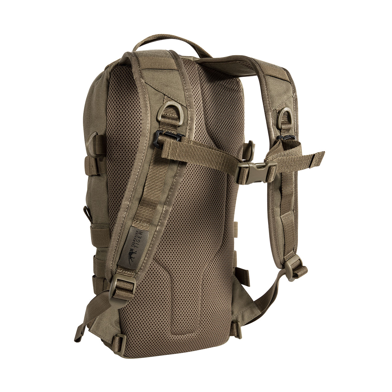 Tasmanian Tiger Tagesrucksack TT Essential Pack MKII coyote brown 9 Liter 2